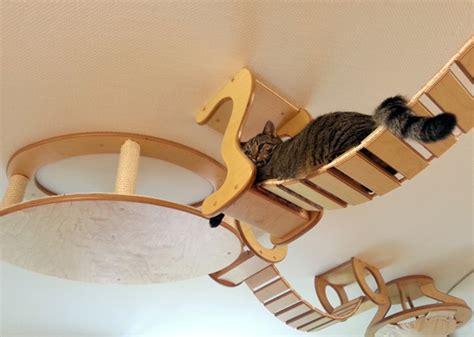 Naturkratzbaum Selber Bauen 2141 designer creates amazing playgrounds for cats