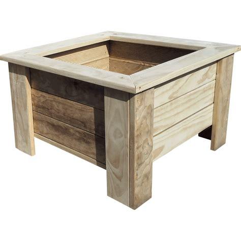 square planter boxes square planter box 600x600x420 breswa outdoor furniture