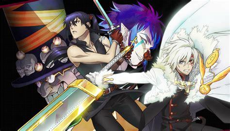 Anime D Gray by D Gray Hallow Anime Vietsub Ani4u Org