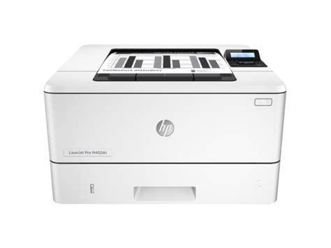Printer Hp Spesifikasi hp laserjet pro m402dn spesifikasi dan harga