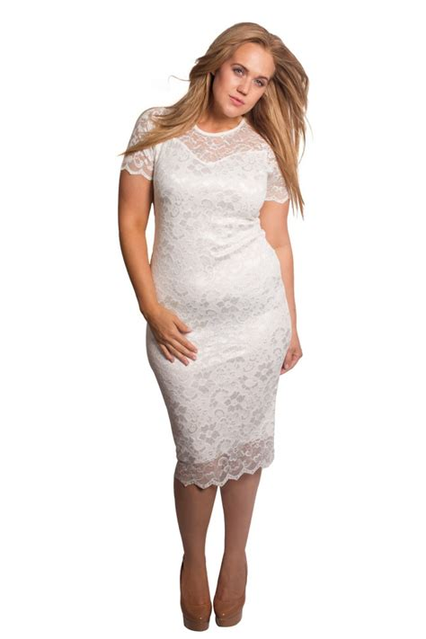 Pre Order Paula Batik Lace Dress pre order floral lace bodycon dress white wrap plus size clothing