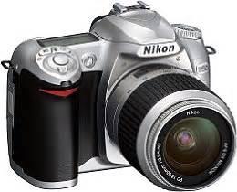 Kamera Nikon D50 Nikon D50 Datenblatt