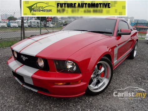 2005 mustang gt used ford mustang 2005 gt 4 6 in selangor automatic coupe