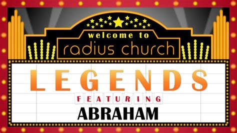genesis family trust abraham legendary trust