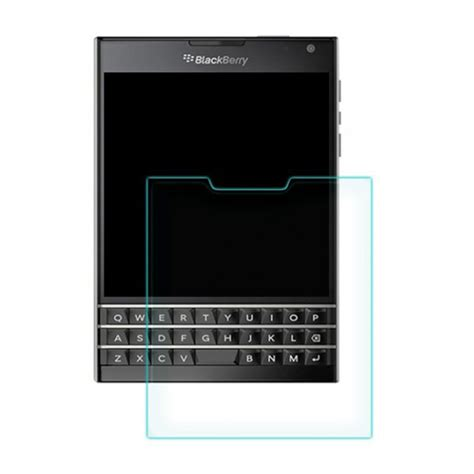 Tempered Glass Blackberry Pasport Blackberry Passport Nillkin H Tempered Glass Screen