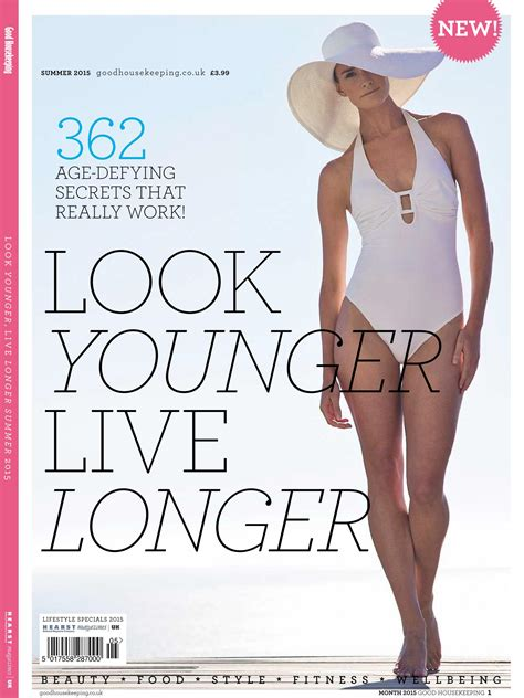 Pdf Look Younger Live Longer by Housekeeping Look Younger Live Longer Summer 2015