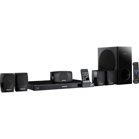 Home Theater Panasonic panasonic sc btt270 hd 3d home theater sc btt270