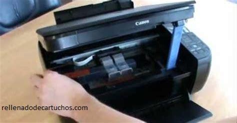 reset impresora ip1900 c 243 mo resetear impresora canon 174 ip1880 es rellenado