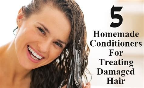 best homemade deep conditioner for dry damaged hair 5 incredible homemade conditioners for treating damaged