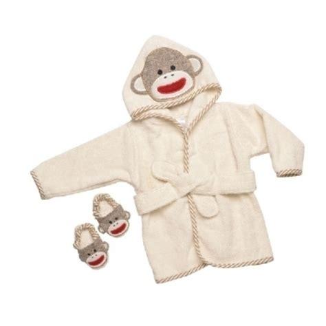 toddler bathrobe and slippers baby bathrobe and novelty slippers bub pals australia