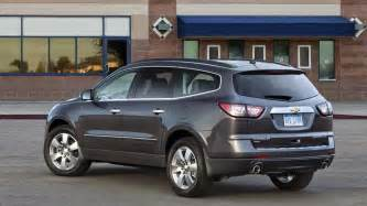 2015 chevrolet traverse type cars
