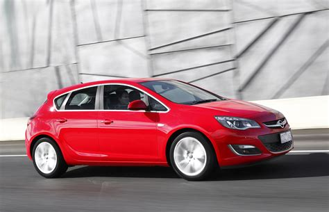 opel red opel astra review caradvice