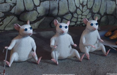blind mice    run crazy  fantasy