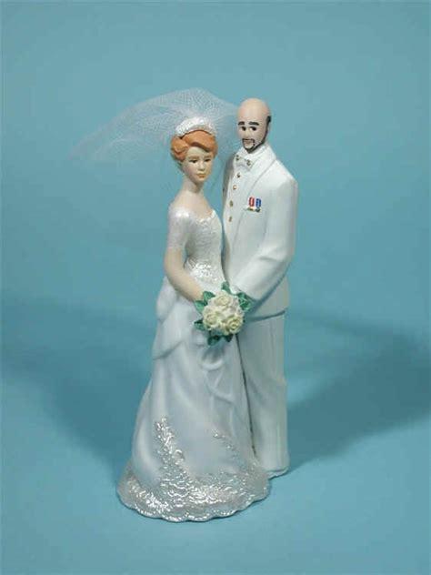 Wedding Cake Exles wedding cake topper with bald groom exles of