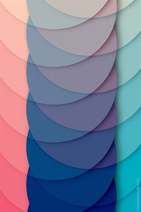 pastel graphic pattern six fabulous iphone wallpapers you can grab