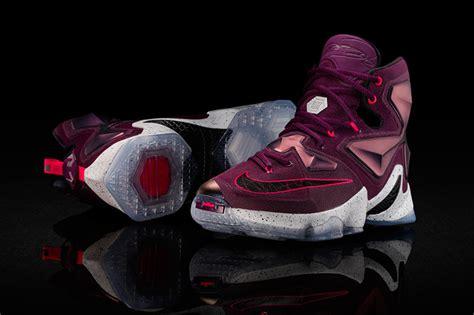 lebron james shoes nike unveils the lebron 13 sneaker photos footwear news