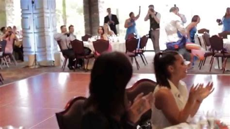 The Best Wedding Party Entrance!   YouTube