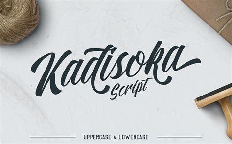 Vintage Design Home Instagram by Kadisoka Free Handwriting Font Script Bthemez Blog
