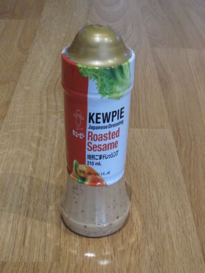 kewpie asian dressing kewpie japanese dressing roasted sesame review review clue