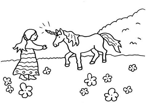 imagenes de unicornios para iluminar dibujos para colorear unicornios infantiles dibujos para