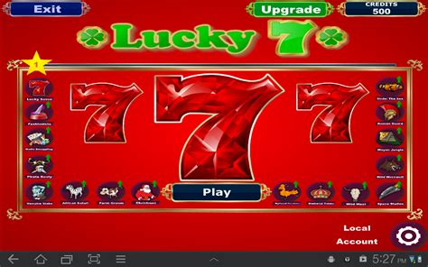 7 Great Accessories By Lucky by Lucky Seven Slots Lucky Seven Slots Is A Great Slot