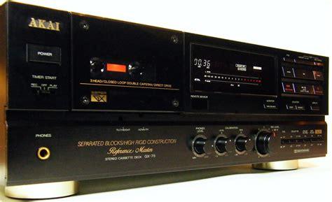 Teac V 4rx Cassette Deck Parametric Equalizer Dbx