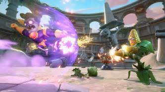 review plants vs zombies garden warfare 2 gamer