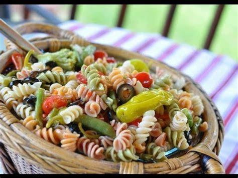 potluck pasta salad recipe 1774 on go drama