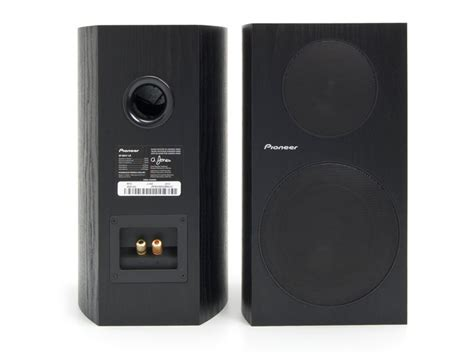 pioneer bookshelf loudspeakers pair woot