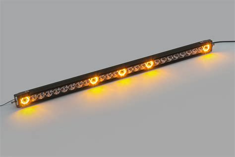 light with quadratec 174 j5 led light bar with clearance cab