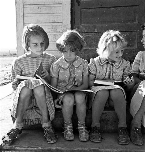 nudge women to have children history in photos dorothea lange kids