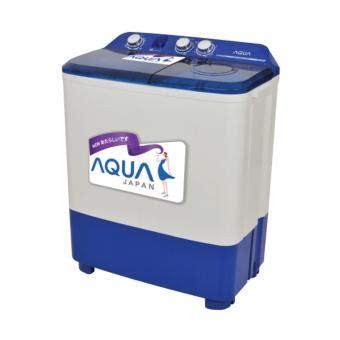 Aqua Mesin Cuci 2 Tabung Qw 740 Xt harga mesin cuci aqua update terbaru juli 2018 lengkap