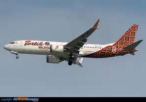 batik air terminal changi boeing 737 8 max 9m lrc aircraft pictures photos