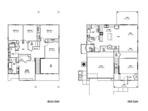 island palm communities floor plans schofield barracks housing floor plans