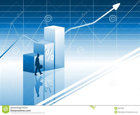 Vector Business Background Royalty Free Stock Photos