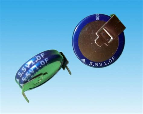 1f 2 5v supercapacitor supercapacitor 0 1f 5 5v kr 0 1f 5 5v pluspark china manufacturer capacitor electronic
