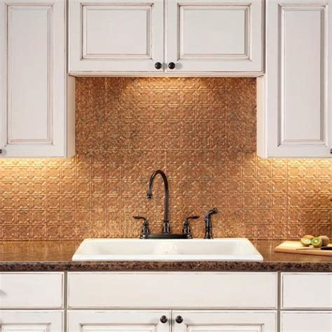 menards kitchen backsplash fasade traditional 6 18 quot x 24 quot pvc backsplash panel at