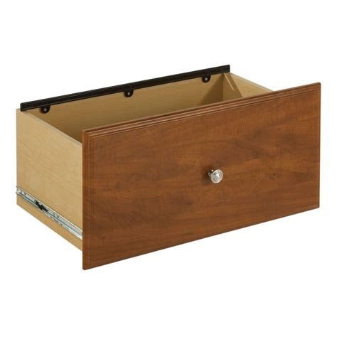 Closetmaid Hanging Drawers Closetmaid Selectives 23 5 In X 10 In Decorative Drawer