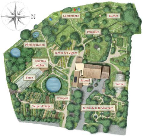 Plan De Jardin Sauvage by Nos Jardins Un 233 Cosyst 232 Me