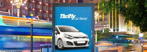 Thrifty Car Rental Sydney International Airport Thrifty Car Rental