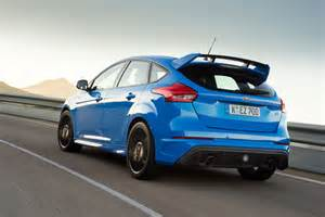 Ford Rs New Ford Focus Rs 2016 Review Pictures Auto Express
