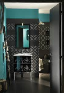 Grey And Teal Bathroom » Modern Home Design