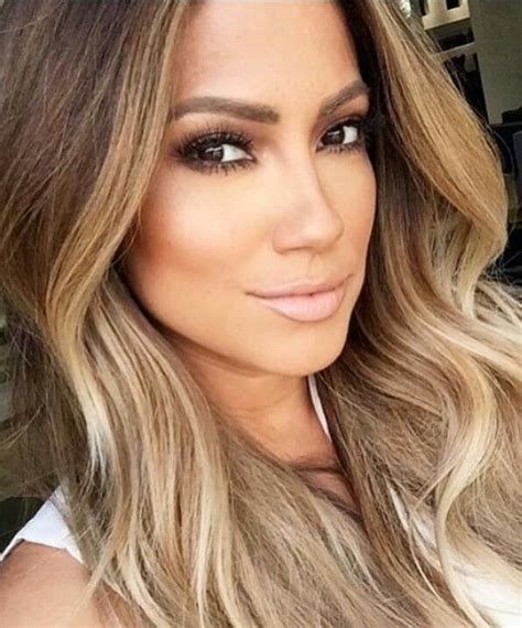 hair blonde front and brown back blonde in front hair styles and colors pinterest