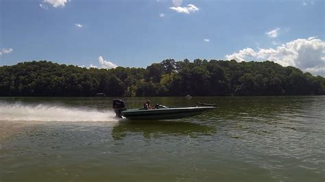 bullet bass boats review 80mph bullet bass boat and gopro hero 3 black test footage