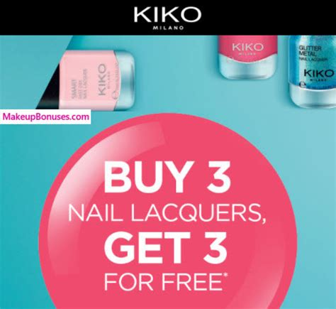 when i was placing my kiko order kiko water eyeshadow in the shade 208 light gold kiko buy 3 get 3 nail lacquers makeup bonuses