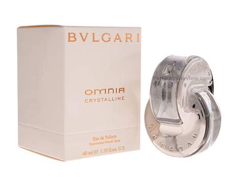 Parfum Bvlgari Omnia bvlgari omnia crystalline for an independent review
