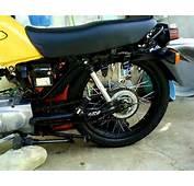 Cg 125 99 Tunada Blog Motos  Car Interior Design