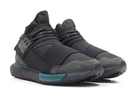 Adidas Y3 Qasa | adidas y 3 qasa hi eqt green sneakernews com
