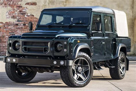 kahn land rover defender double cab kahn land rover defender double cab photo 1 14790