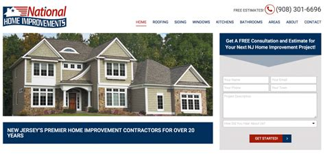 national home improvements nj 28 images monmouth